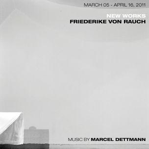 Friederike von Rauch  c/o Kunstagenten Gallery