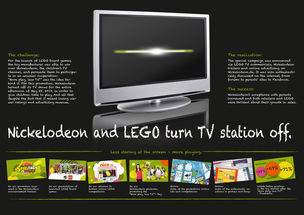 CANNES LIONS 2011 : NICKELODEON AND LEGO TURN TV STATION OF