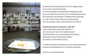 Butterfahrt - Andreas Bausch