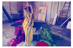LUNDLUND : Camilla AKRANS for VOGUE SPAIN