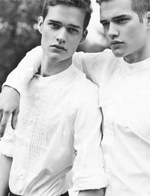 VIVA MODELS : JAMES & JAKE RIGBY