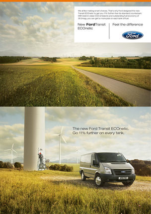 CLAUDIA BITZER : Christian SCHMIDT for FORD