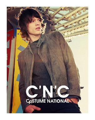 VIVA MODELS : JONATAN Frenk for C'N'C COSTUME NATIONAL