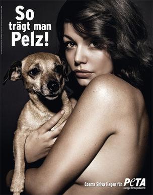 ROCKENFELLER & GOEBELS : GABO for PETA