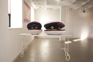 Cosima von Bonin, DEVINE SCALLOP, 2010