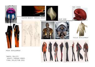 RCA : Daniel Pollitt (Womenswear)