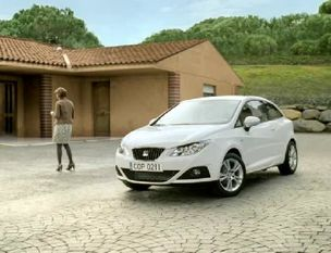 DBC : Andreas BERGER for SEAT IBIZA