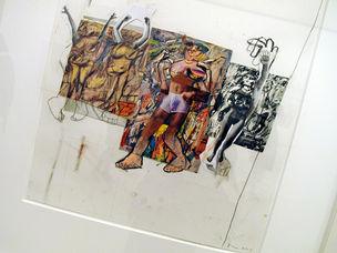Gagosian Gallery Paris : Richard Prince - De Kooning