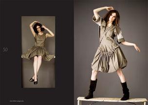BRODYBOOKINGS : Djosefin MAURER for SABINE MESCHER LOOKBOOK SS 2012