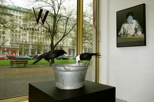 GALERIE WAGNER + PARTNER : MYTHOS incorporated by Eckart Hahn