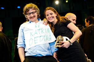 Winner Dinner 2011 :  Gereon Klug (Kolle Rebbe / KOREFE ), Marie Steinhoff (Kolle Rebbe )