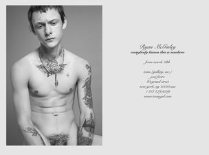Team Gallery presents 'Everybody Knows This is Nowhere'  by Ryan McGinley