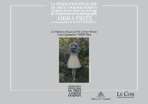 SHOTVIEW : Fédération Française du Prêt-à-Porter Féminin - Amira Fritz