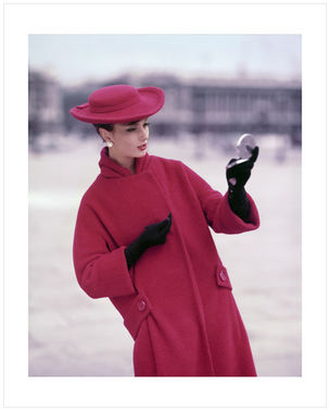Bonni Benrubi Gallery : Georges Dambier – Who's That Girl