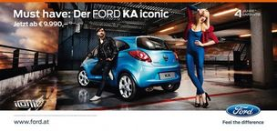 KRISTINA KORB : Oliver GAST for FORD