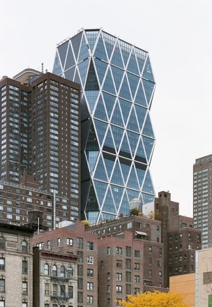 PINAKOTHEK : Gerrit ENGEL, New York, 2006, Hearst Tower