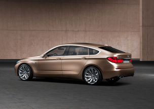 THOMAS VON SALOMON for BMW 5er GT