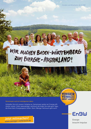 BRODYBOOKINGS for ENBW AG