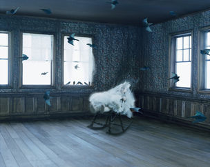 Angelika Knaepper Gallery Stockholm : Helena Blomqvist - The Elephant Girl