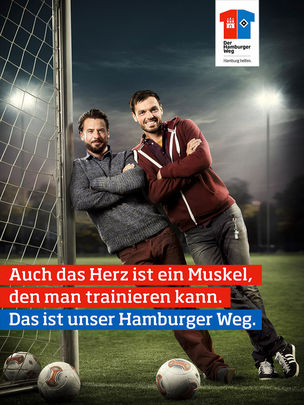 PAM : Florian GRILL for DER HAMBURGER WEG