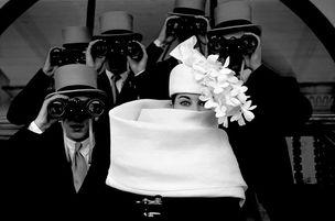 Galerie Hiltawsky : Frank Horvat - 1958, JDM Givenchy