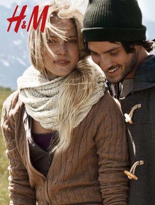 ASA TALLGARD for H&M