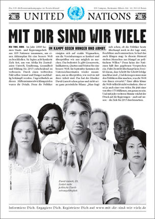 ROCKENFELLER & GOEBELS : Thomas RUSCH for UNITED NATIONS