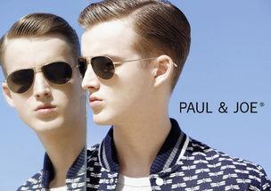 VIVA MODELS : JAMES Smith for PAUL & JOE