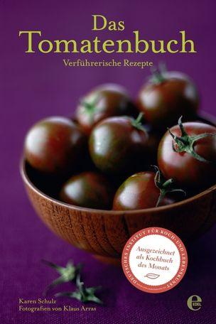 KLAUS ARRAS : Das Tomatenbuch