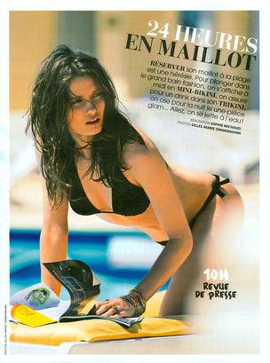 MUNICH MODELS : Kate NETOLIKA for MADAME FIGARO