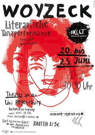 JUTTA FRICKE ILLUSTRATORS : Kathrin FRANK for UNI REGENSBURG