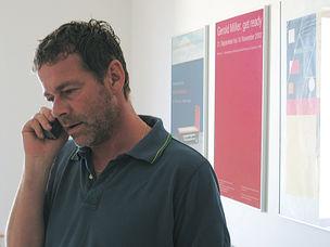 KEHRER VERLAG : Klaus Kehrer, SCREENings Juror 2012