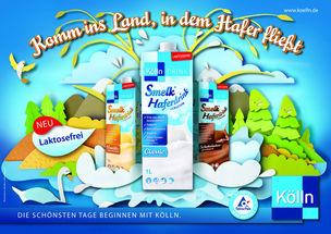 GOSEE ADVERTISING : Kolle Rebbe for Kölln