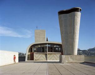 Michael Hoppen Contemporary : Ofer Wolberger, Le Corbusier Unité D'Habitation II, Marseille, France, 2008