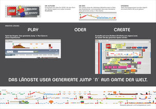 GOSEE ADVERTISING : SERVICEPLAN for LEGO