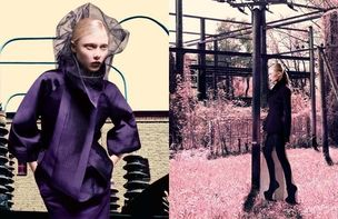 ANJA FRERS for MADAME