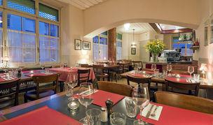 JULIA KALLMEYER ... loves .. Restaurant Eichhörnli
