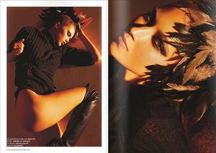 VIVA MODELS : Alina K for LOVE SEX DANCE MAGAZINE