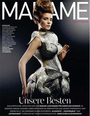STEFANI NENNECKE : Helmut STELZENBERGER for MADAME