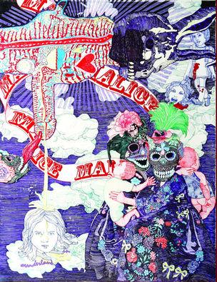 Galerie Anita Beckers : CORNELIA RENZ, 'Malice in Wonderland'