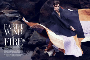 SHOTVIEW : Horst DIEKGERDES for HARPER'S BAZAAR