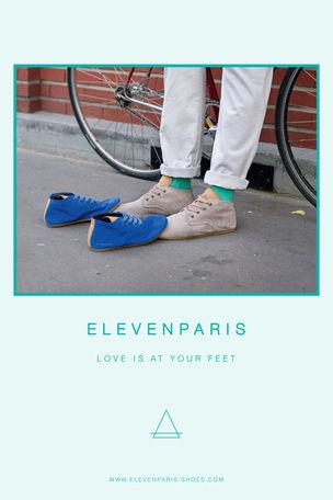 MARC THIROUIN for ELEVEN PARIS
