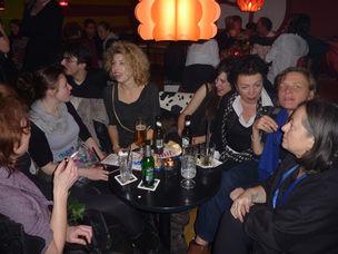 "MAX OPHÜLS FESTIVAL 2012 : ""Transpapa"" by Team Worx After Party bei Feinkost Schmitt"