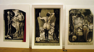 HISTORY OF THE WHITE WORLD by Joel-Peter Witkin (Baudoin Lebon)