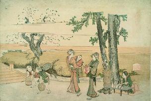 Ôji © Katsushika Hokusai Museum of Art