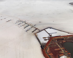 THE AUSTRALIAN CENTRE FOR PHOTOGRAPHY : Edward BURTYNSKY