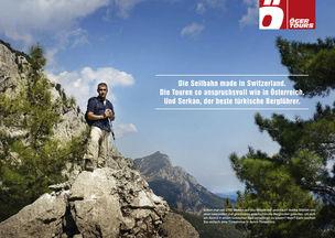 DARIUS RAMAZANI for OEGER TOURS