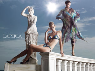 A3GENCY : Marino PARISOTTO for LA PERLA