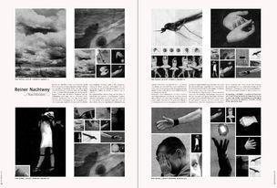 """PHOTONEWS : Reiner Nachtwey (""""Nachbilder"""" bis 15.04.2012 Internationales Zeitungsmuseum Aachen)"""