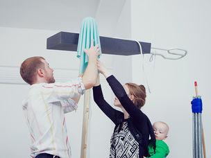 CHRISTA KLUBERT PHOTOGRAPHY : Nick BALLON for ESTABLISHED & SONS